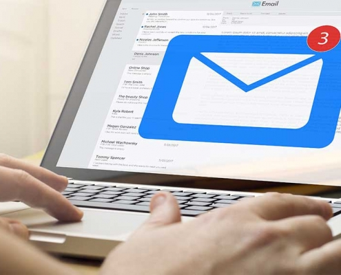 configurer un message automatique d'absence sur Gmail