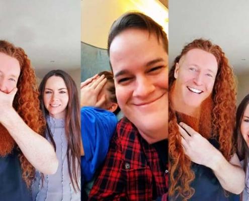 Filtre sans barbe: Comment obtenir le filtre viral Snapchat et l'utiliser sur TikTok