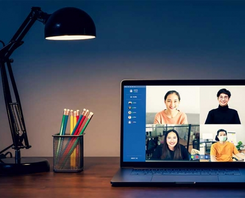Cachez votre arrière-plan réel dans une réunion Zoom et remplacez-le par une vidéo ou une photo