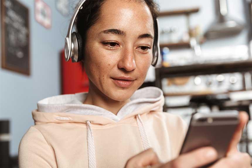 Comment ajouter de la musique aux Stories Instagram
