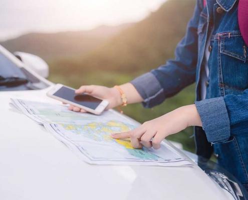 Google Maps fait l'objet de plus de 100 mises à jour