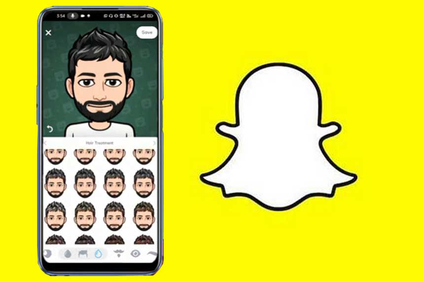 Comment ajouter des bitmoji à Snapchat : y compris les bitmoji en 3D !