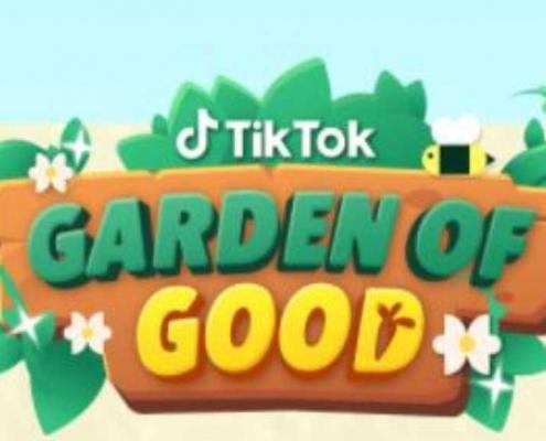 Qu'est-ce que le jeu tiktok garden of good?