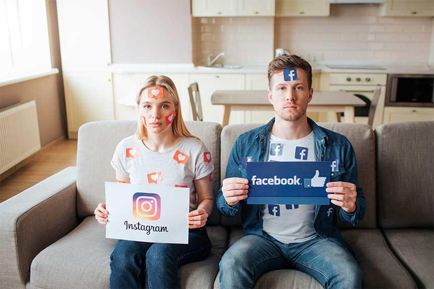 Deux façons pour masquer le nombre de likes sur Instagram et Facebook