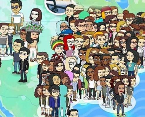 Comment voir combien d'amis vous avez sur Snapchat