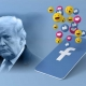 Pourquoi Trump est-il suspendu de facebook? Le site web annonce une suspension de deux ans de l'ancien président !