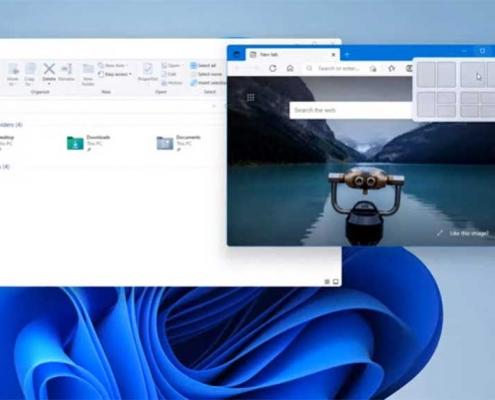 Comment activer Snap Layouts de Windows 11 qui ne fonctionnent pas